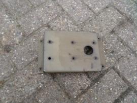 Antennesteun voor op de laadbak ( ex leger )(G)