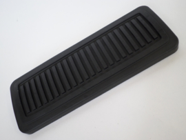 Rempedaal rubber.