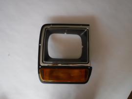 Headlight bezel R.