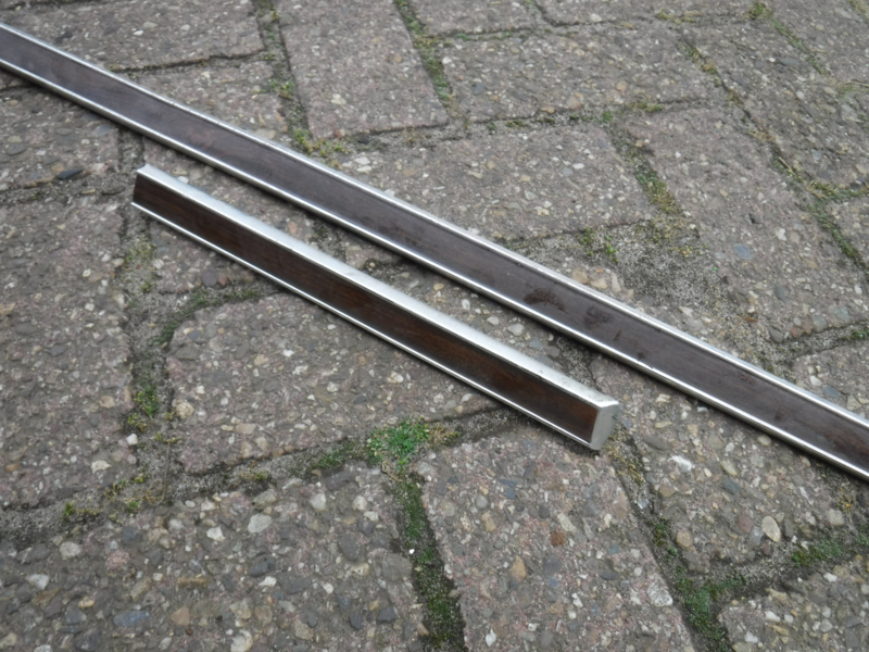 Dashboard sierstrip (houtnerf)(G)
