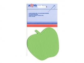 Kniestuk appel groen