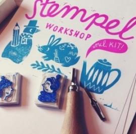 Stempelworkshop op afspraak