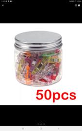 Wonder clips 50 stuks