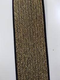Lurex goud 4 cm