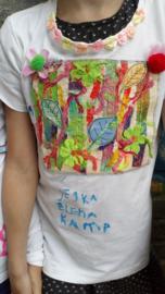 T-shirts ophippen va 6 jr