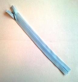 Blinde rits 22 cm Grijsblauw 12