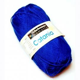Catania katoen koningsblauw 201