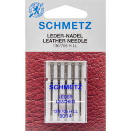 Schmetz Leder-Naalden 80/90/100