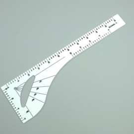 Tekenhaak 30 cm
