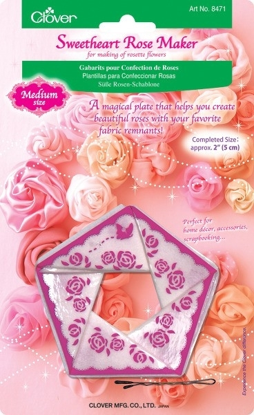 Sweetheart Rose maker medium