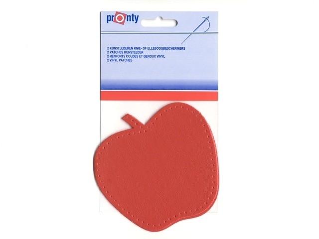 Kniestuk appel rood