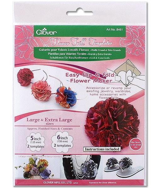 Flower Frill Large & XLarge