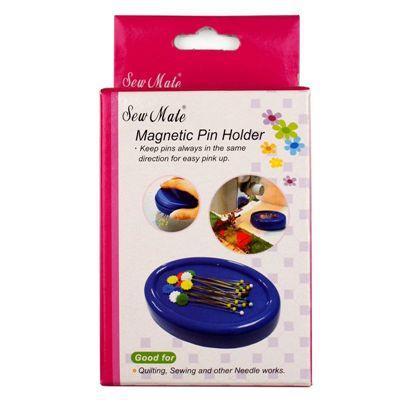 Magnetic pinholder