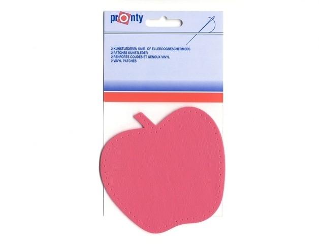 Kniestuk appel roze