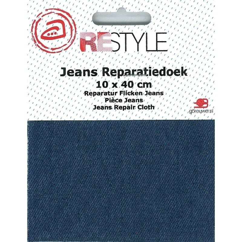 Jeans Reparatiedoek