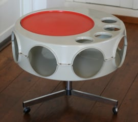 Curver Rotobar . Space design uit 1971