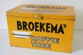 Winkelblik Broekema`s Koffie & Thee