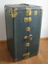Prachtige grote koffer uit de jaren 20