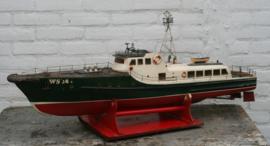 Modelbouw Waterpolitieschip  WS 14