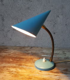 Leuk klein bureaulampje, jaren 60
