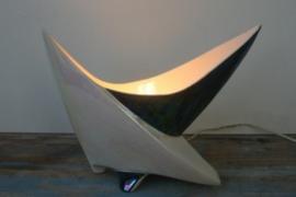 Jaren 50 tafellamp. Camillo Lusso.