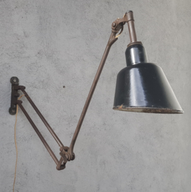 Super machinelamp, werkplaatslamp, wandlamp