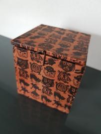 Oud   Duveltje uit een doosje / Jack in the box
