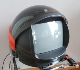 "Vintage Philips ""Discoverer""  tv."