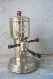 Prachtig vintage espresso apparaat