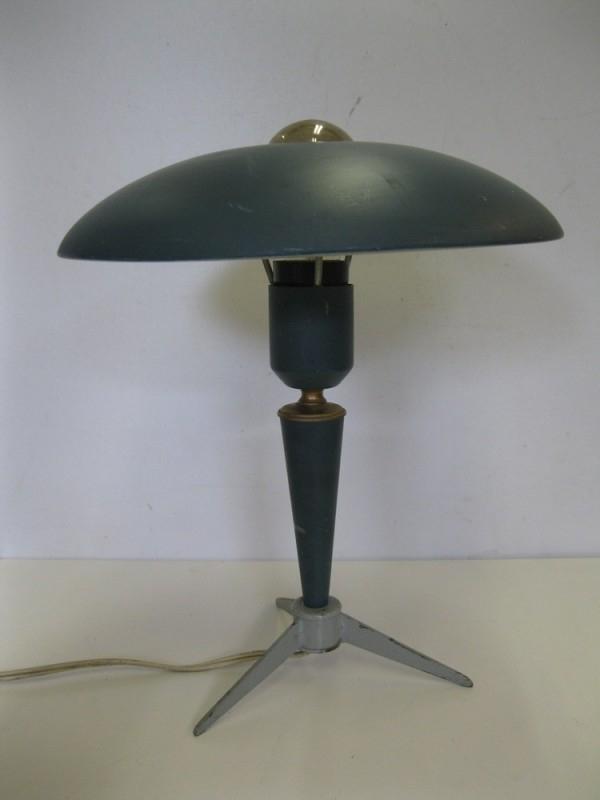 Philips bureaulamp van Louis Kalff
