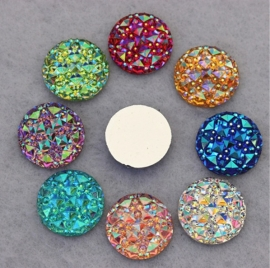 diamond capri 10 stuks (18 mm)