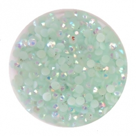 resin ab mint 2mm 800 stuks
