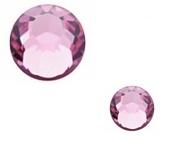 hotfix austria light rose keuze uit ss6-ss10-ss16-ss20