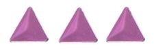 driehoekje fuchsia +/- 40 stuks