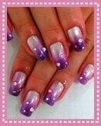 hotfix steentjes op nagels (let op!)