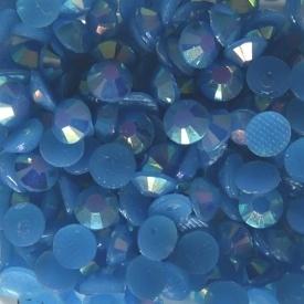 resin blue AB 3mm 500 stuks