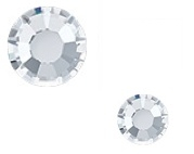 Hotfix Austria Excellent ss30-6mm Crystal +/- 288 stuks