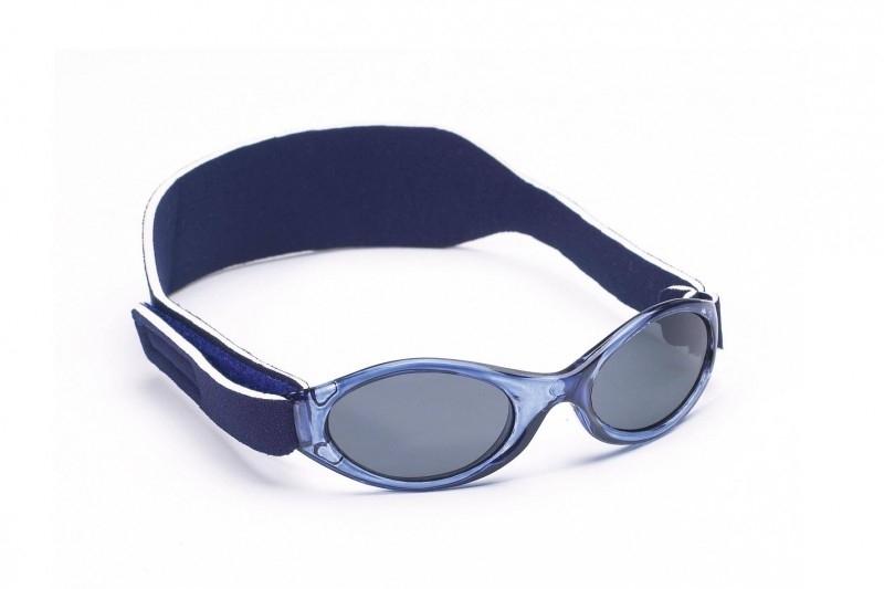 Zonnebril marineblauw