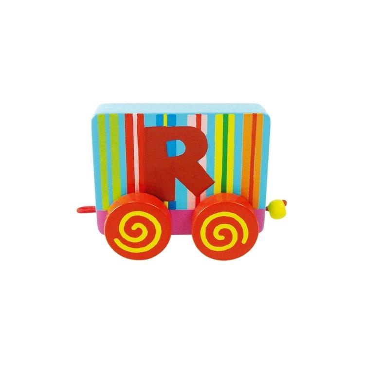 wagonnetje R