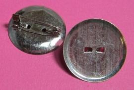 Brochespeld Rond 22 mm H379 (per 3)