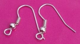 Earring Hooks H008 (per 6)
