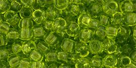 TR-06-4 Transparent Lime Green (10 g.)