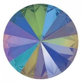 Swarovski Rivoli 12 mm Crystal Paradise Shine (per 1)