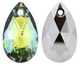 Swarovski Drop 6106 16 mm Crystal Sahara (per 1)