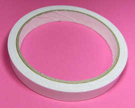 Dubbelzijdig Tape 12 mm (per 10 m rol)