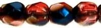 Facet 3 mm Blue Iris - Rosaline (per 75)