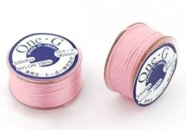 Toho One-G Draad Pink (per rol van 45 meter)