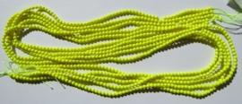 Swarovski Parels 3 mm Neon Yellow (per 25)