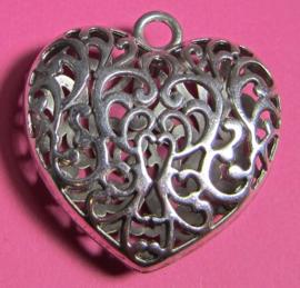 Pendant Heart B1409 (per 1)
