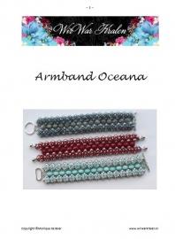 Pattern Bracelet Oceana (PDF-File)